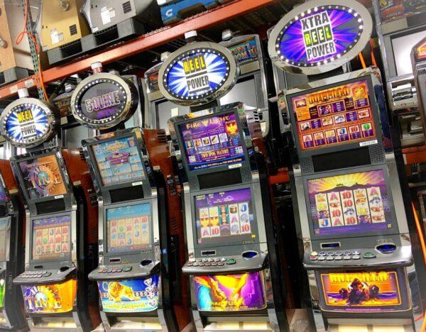 At Online Slots