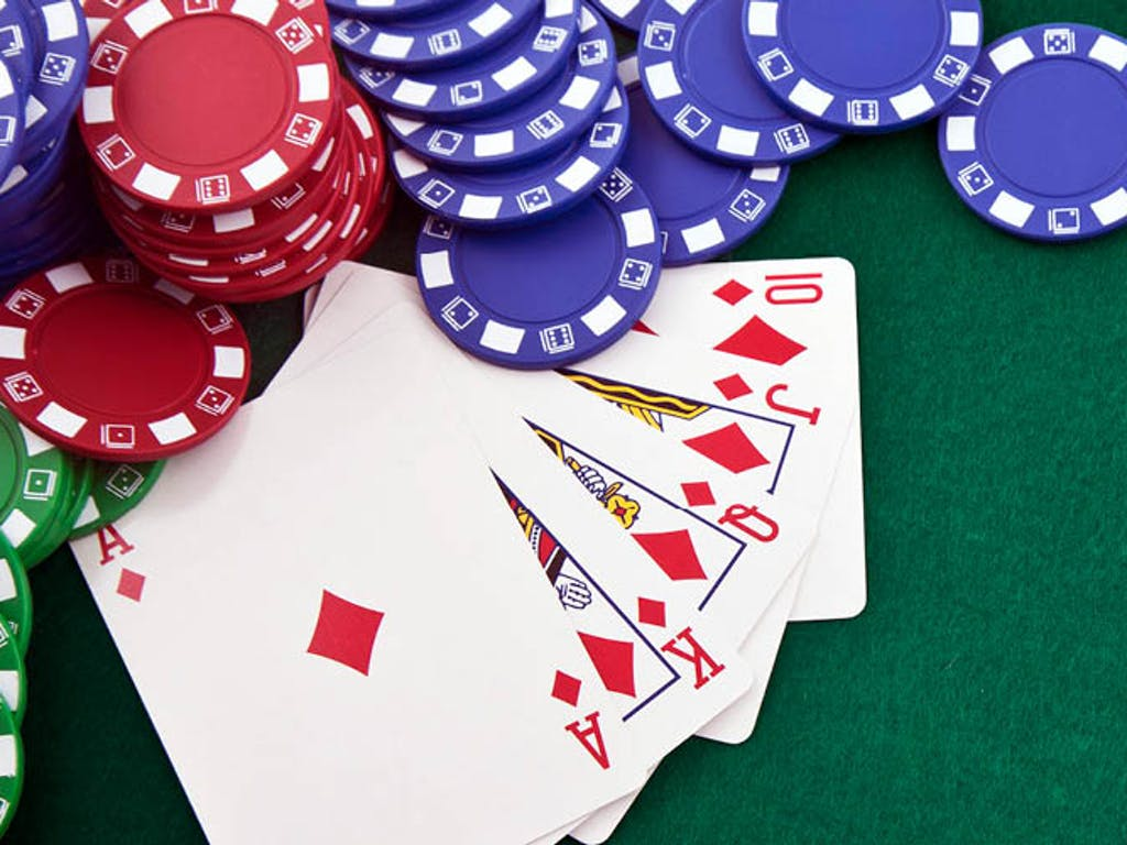 poker games example