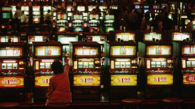 Online Slot Games Are Easier To Play