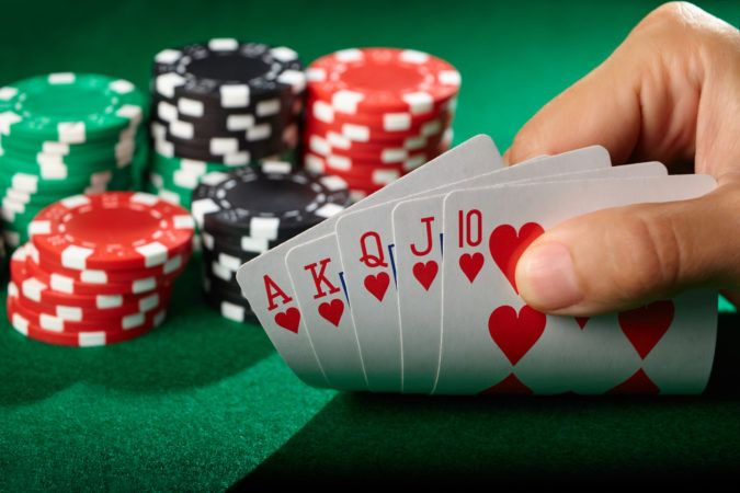 online poker world
